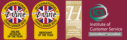 International Wine Challenge 2015, Institute of Customer Service