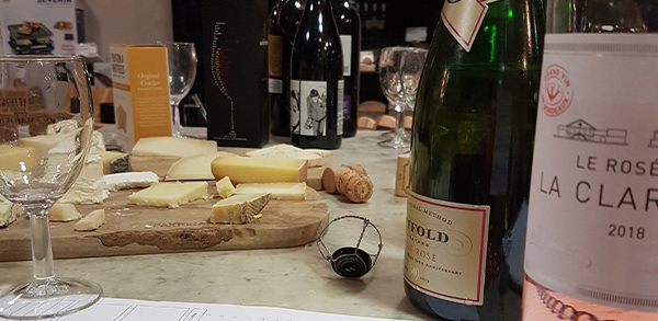 Head to The Cheese and Wine Academy to find your perfect pairing
